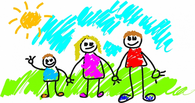 Kinder können nerven, schützen uns Erwachsene aber auch vor Stress
