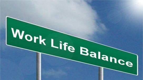 Work-Life-Balance hat bei vielen inzwischen einen höheren Stellenwert eingenommen als eine vielversprechende Karriere